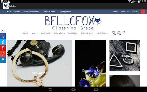 Bellofox- screenshot thumbnail