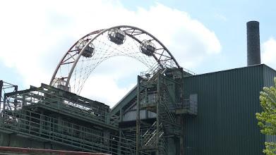 Photo: Zollverein; Kokerei; Sonnenrad