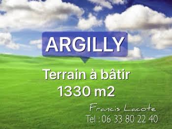 Terrain 1330 m2