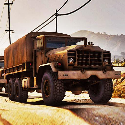 Army Truck Simulator 2020 New Truck Driving Games 1.0 screenshots 2