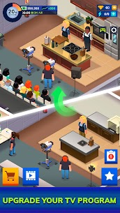 TV Empire Tycoon Mod Apk (Unlimited Money) 0.9.3.1 2