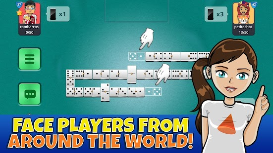 Dominoes Casual Arena- screenshot thumbnail
