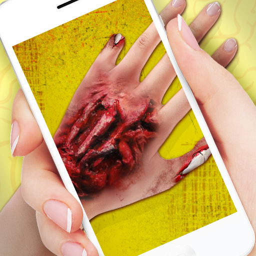Zombie Face Photo Editor