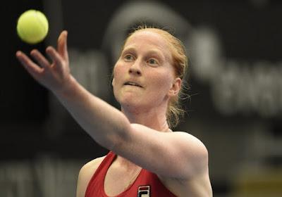 Alison Van Uytvanck betreurt gemiste kansen uit wedstrijdbegin