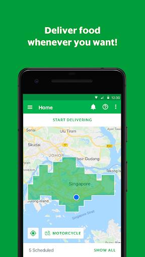 GrabFood - Driver App Apk 1