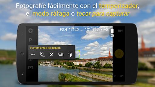 Cámara FV-5 para Android