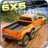 6x6 Offroad Real Hill Climb Driving Android APK Download Free By 3D Entertainment Game Studios