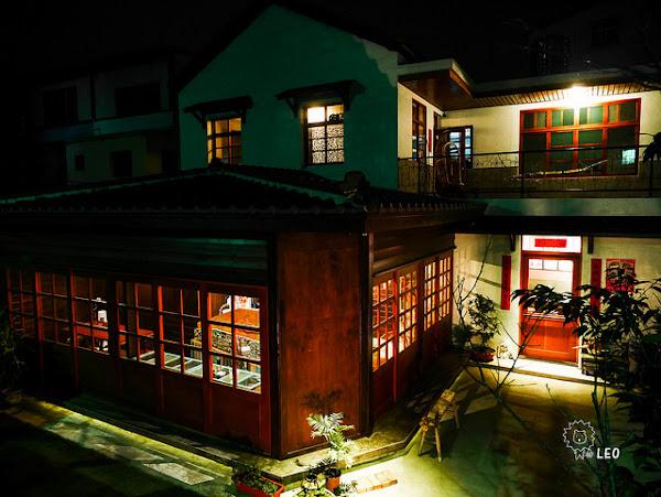 日式老建築,有家的溫暖 老家咖啡館