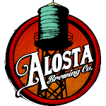 Logo for Alosta Brewing Company