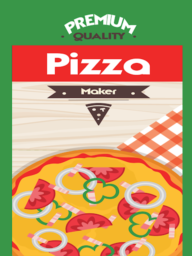 Pizza Maker Mama Cooking Game