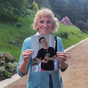 Laurence, parrainée par Benjamin, pour soutenir le projet de L'Arche à Clermont-Ferrand !