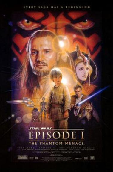 Star Wars: Episode I - The Phantom Menace - 1999