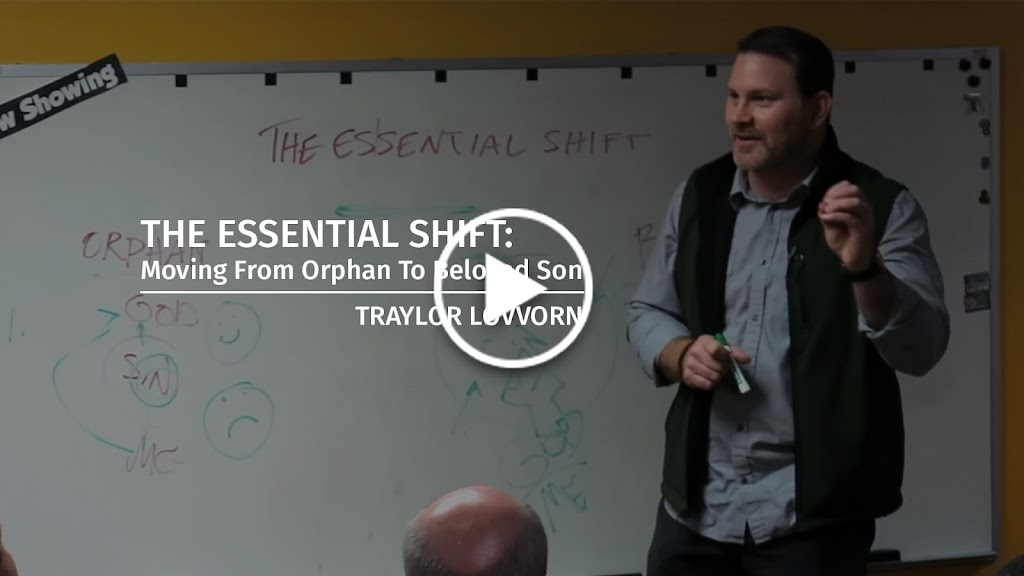 Essential Shift | Tray Lovvorn