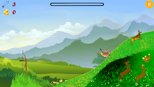 Archery bird hunter MOD APK (Unlimited Money) 2
