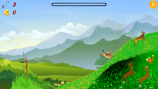 Archery bird hunter Screenshot