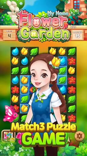 My Home Flower Garden screenshot 4