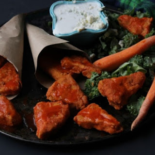Amazing Buffalo Chickpea Tenders