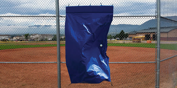Special Size Portable Batting Shield