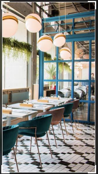 好吃也好看的餐廳,品項選擇多,氛圍悠閒,很符合松菸的氣質