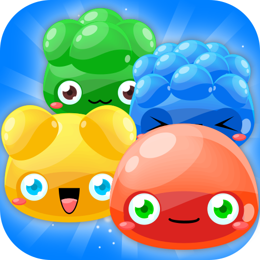 Gummy Smash –Free Casual Gummy Match Puzzle Game