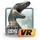 Dino VR Shooter: Dinosaur Hunter Jurassic Island icon