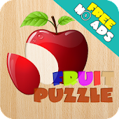 Puzzle For Kids Fruit