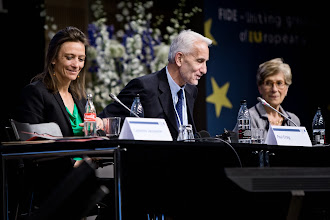 Photo: Foto: Lizette Kabré.  Panel Discussion: The Temperature of the European Union and Major Trends