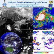 Indian Satellite Weather live image