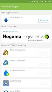 Nogema Apps - náhled