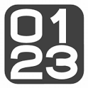 D-Clock Widget icon