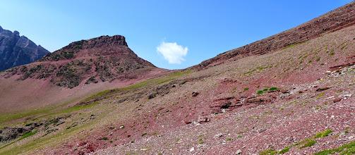 Photo: Red Gap Pass