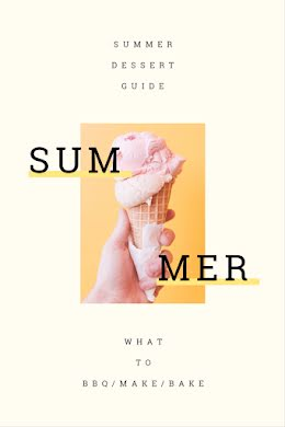 Summer Desert Guide - Pinterest Pin item