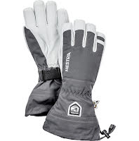 Army Leather Heli Ski 5 finger