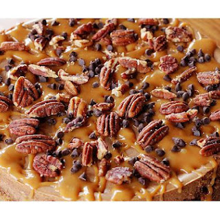 Turtle Pecan Cheesecake