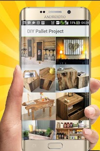 DIY Pallet Project Guide - náhled
