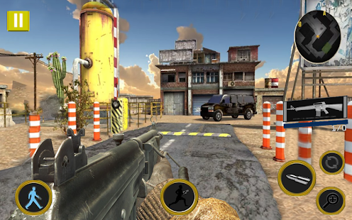 Commando Action Sharpshooter-FPS Strike Mission - náhled