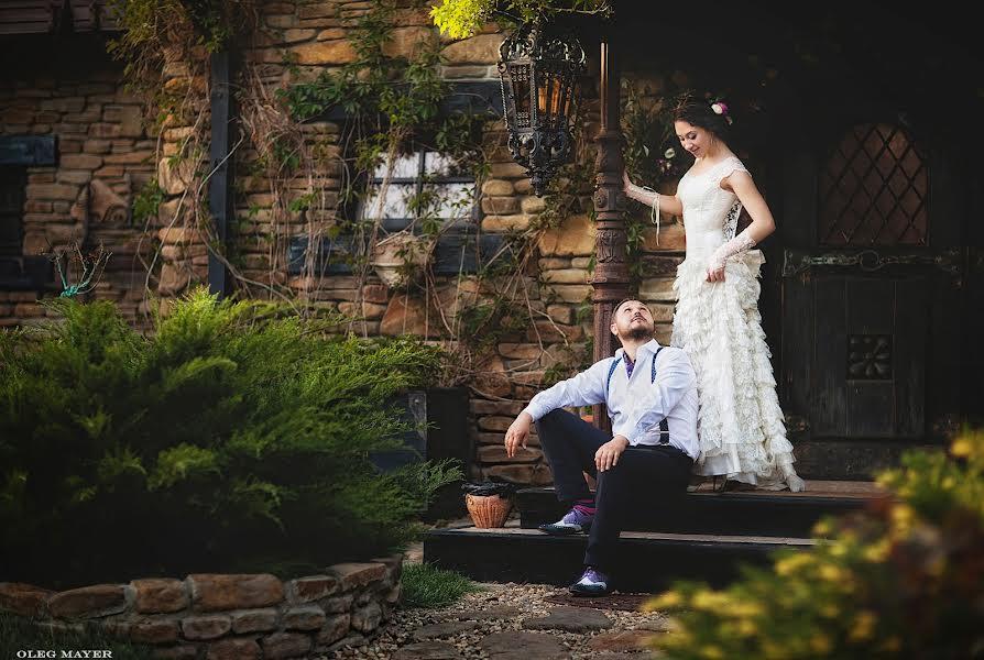 Wedding photographer Oleg Mayer (mayer). Photo of 18.06.2014