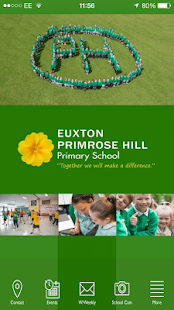 Euxton Primrose Hill- screenshot thumbnail