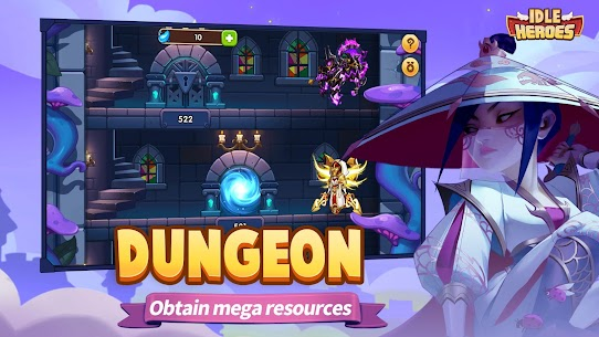Idle Heroes Mod Apk – Download NOW 5