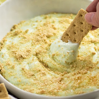 Key Lime Pie Cheesecake Dip Recipe