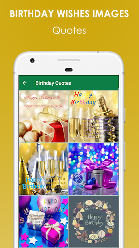 Screenshot for Birthday Wishes Images in Hong Kong Play Store