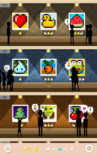 Jigsaw puzzle with pixel art : Pixaw apkdebit screenshots 15