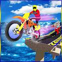 Bike Stunts New Games 2020: Tricky bike game icon