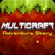 MultiCraft Crafting Adventure & Building Games icon