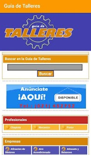 Guía de Talleres- screenshot thumbnail