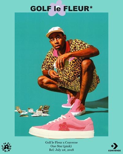 Shay Porter - Golf le Fleur* x Converse Posters