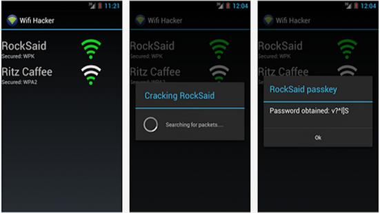 wifi crack android скачать