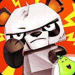 Cranky Bamboo! - Grumpy animal vs angry volcano Icon