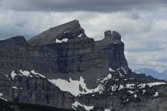 Photo: Mt. Windsor and Castle Peak.