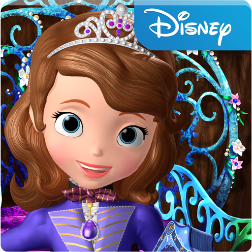 Sofia the First Secret Library